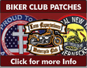 Custom Biker Club Patches